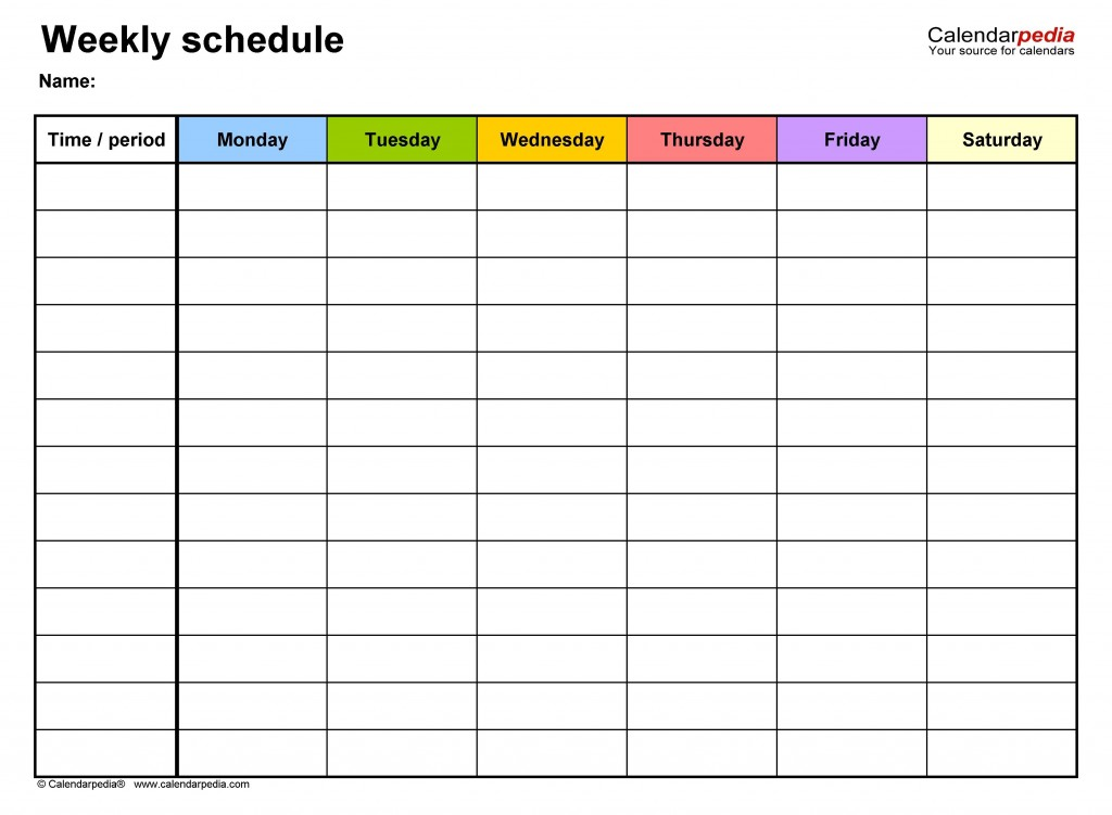 008 Amazing Microsoft Excel Schedule Template Image  Calendar 2019 Yearly 2020 ConstructionLarge