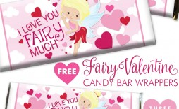 008 Amazing Printable Candy Bar Wrapper Template Word Picture  Free For