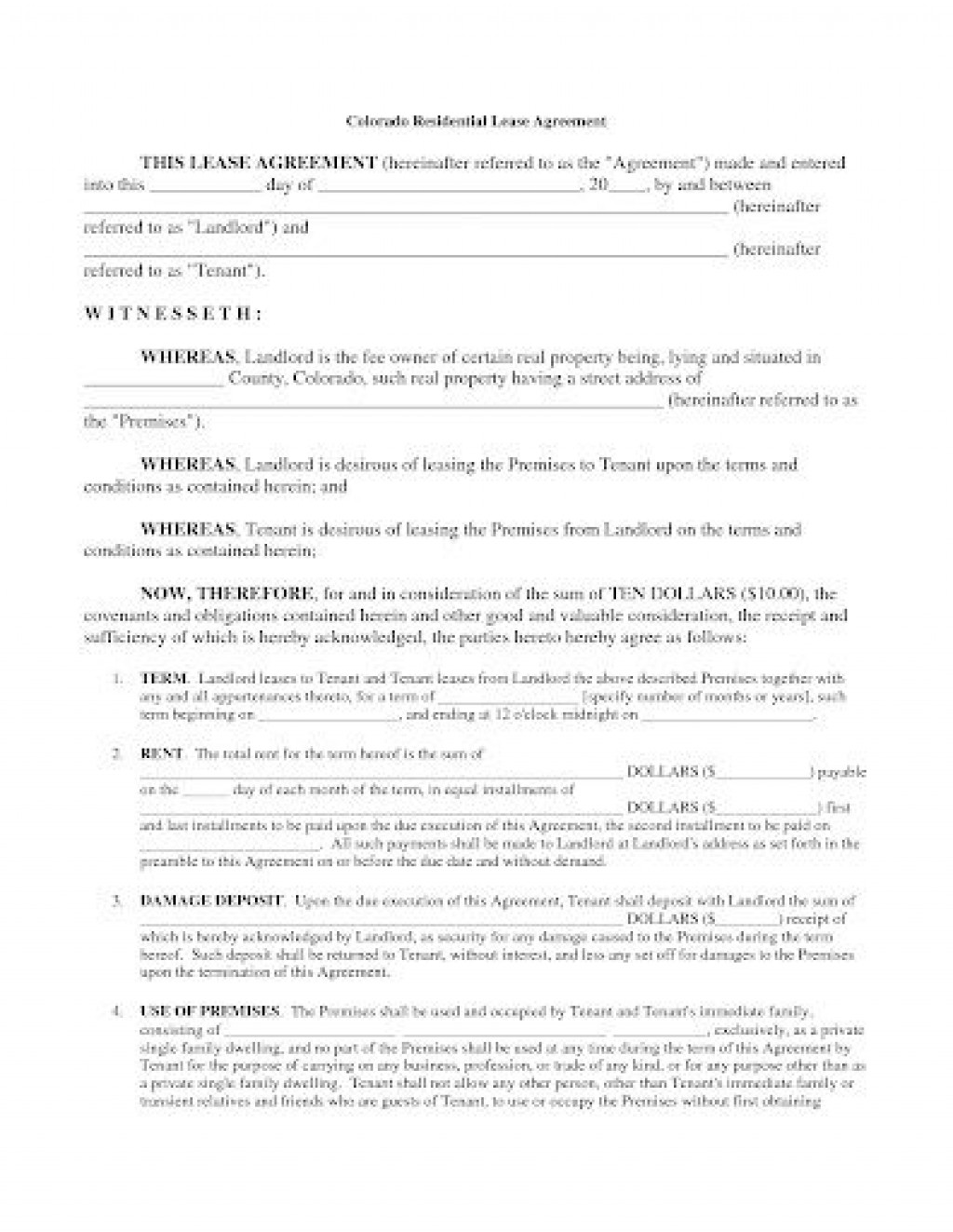 008 Amazing Printable Rental Agreement Template Highest Quality  Alberta Free Lease BlankLarge