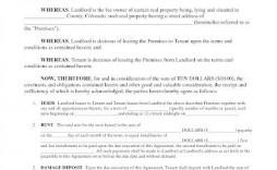 008 Amazing Printable Rental Agreement Template Highest Quality  Alberta Free Lease Blank