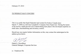 008 Amazing Proof Of Employment Letter Template Canada Picture  Confirmation