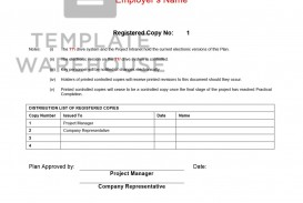 008 Amazing Quality Management Plan Template Design  Sample Pdf Example In Construction Doc