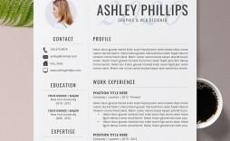 008 Amazing Resume Template M Word 2020 Highest Clarity  Free Microsoft