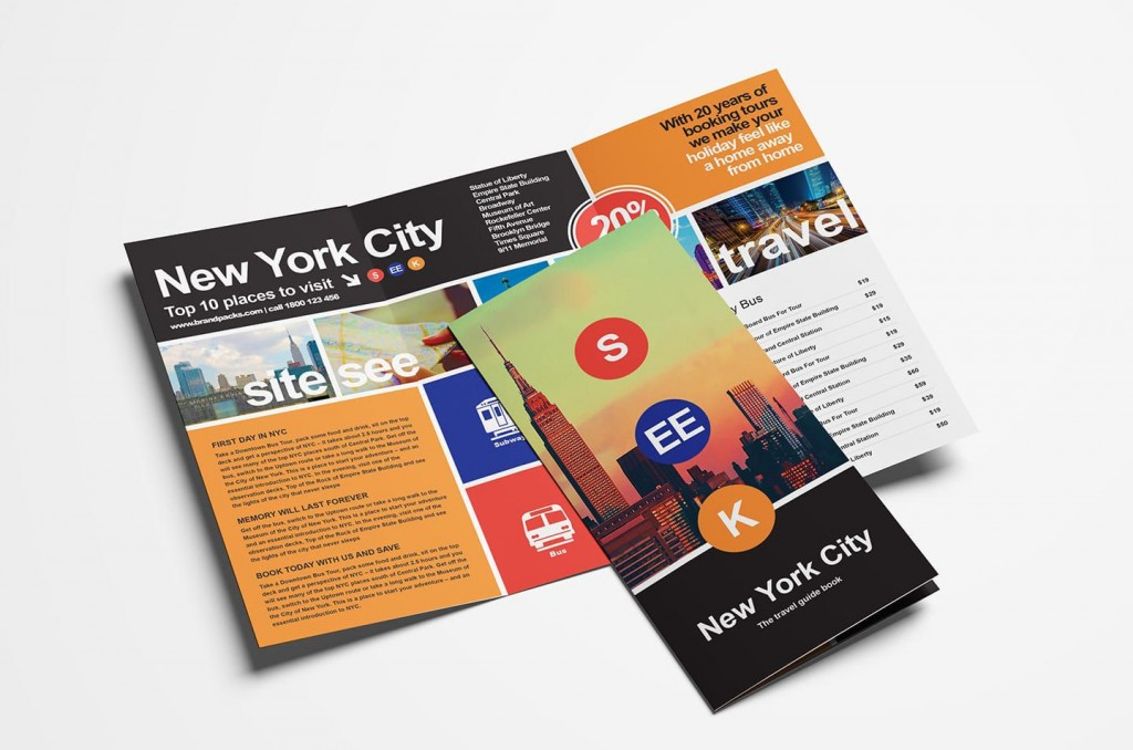 008 Archaicawful 3 Fold Brochure Template Free High Definition  Word DownloadLarge