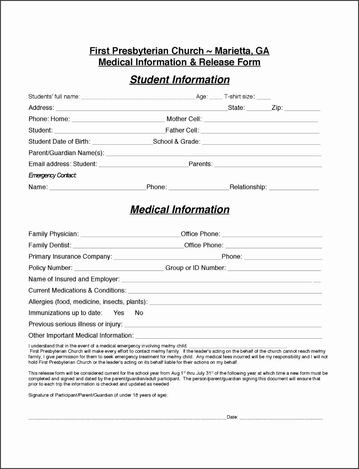 008 Archaicawful Client Info Form Template High Definition  Free Photography Information DownloadFull
