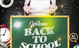 008 Archaicawful Free Back To School Flyer Template Psd Example