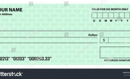 008 Archaicawful Free Blank Check Template Pdf Example  Fillable Printable
