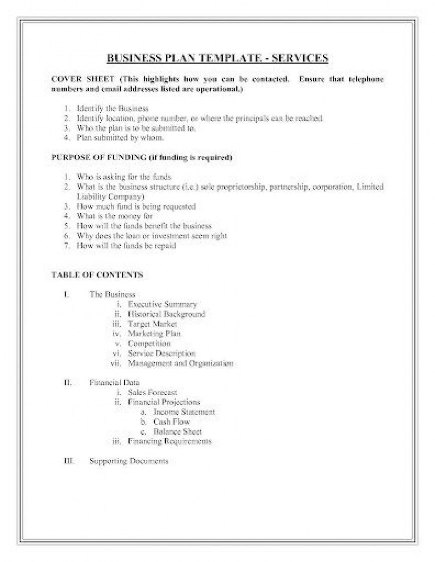 Nonprofit Business Plan Template Free Download from www.addictionary.org