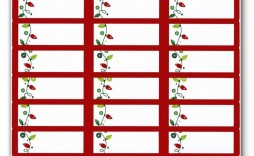 008 Archaicawful Free Printable Return Addres Label Template Design  Templates Christma