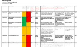 008 Archaicawful Project Risk Management Plan Template Excel Image  Free