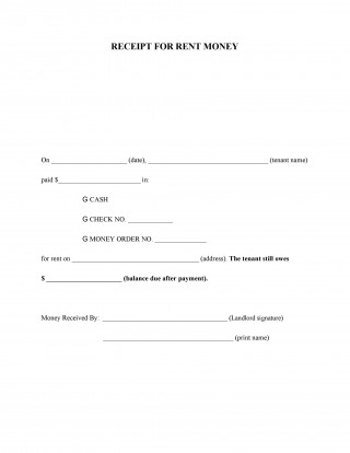 008 Archaicawful Rent Receipt Template Docx Idea  Format India Car Rental Bill Doc320
