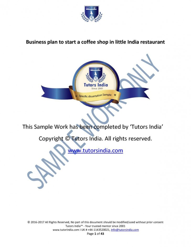 008 Archaicawful Restaurant Busines Plan Sample Uk High Def  Template Free728