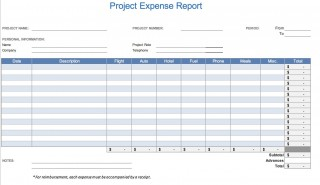 008 Archaicawful Travel Expense Report Template Example  Format Excel Free320