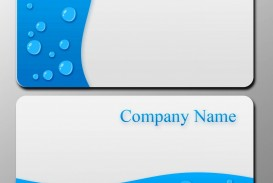 008 Astounding Blank Busines Card Template Photoshop Image  Free Download Psd