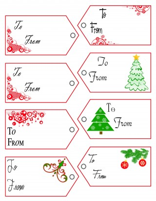 008 Astounding Christma Label Template Word Example  How To Make In Microsoft Return Addres320