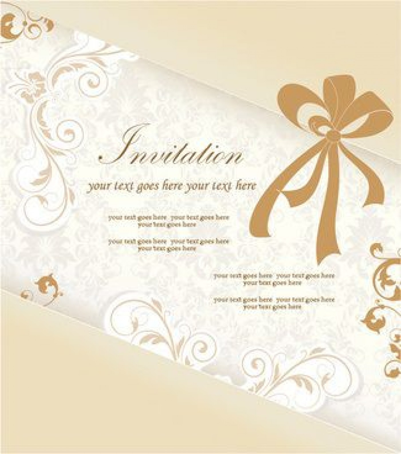 008 Astounding Free Download Invitation Card Design Concept  Birthday Party Blank Wedding Template Software1400