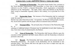 008 Astounding Free Operating Agreement Template Example  Pdf Missouri Llc