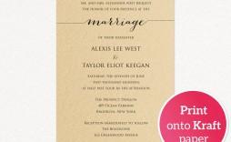 008 Astounding Printable Wedding Invitation Template Example  Templates Etsy Free For Microsoft Word