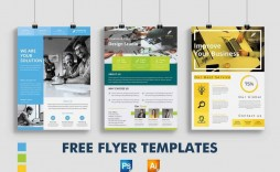 008 Astounding Template For Flyer Free Sample  Club Psd Download Busines