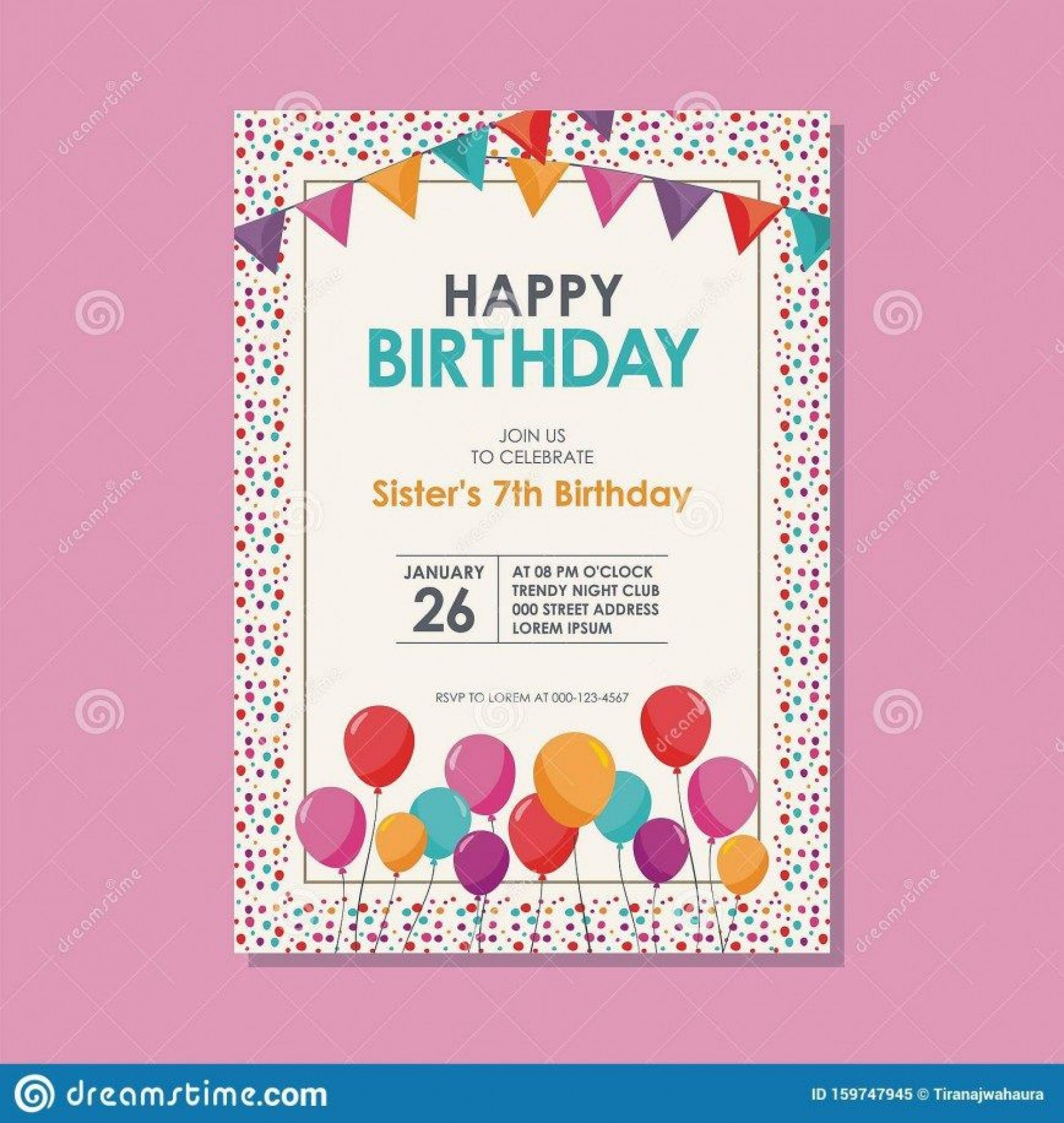 008 Awesome Birthday Card Template For Word 2010 Concept  Greeting Microsoft1920