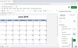 008 Awesome Blank Monthly Calendar Template Google Doc Picture  Docs
