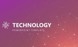 008 Awesome Free Download Ppt Template For Technical Presentation High Resolution  Busines Tech Medical