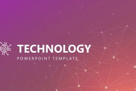008 Awesome Free Download Ppt Template For Technical Presentation High Resolution  Simple Project Sample