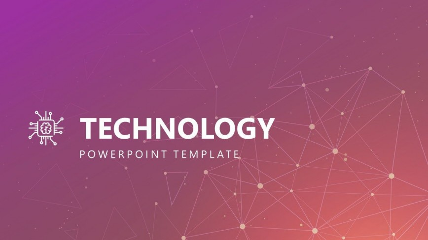 008 Awesome Free Download Ppt Template For Technical Presentation High Resolution  Simple Project Sample868