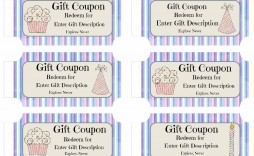 008 Awesome Free Printable Birthday Gift Voucher Template High Def