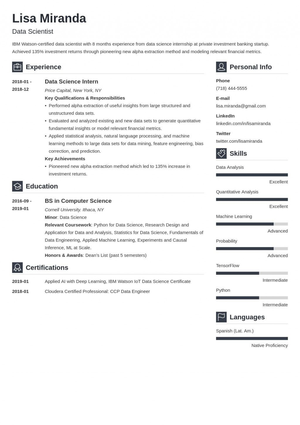 008 Awesome Recent College Graduate Resume Template Highest Clarity  WordLarge