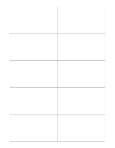 008 Awful Blank Busines Card Template Word Image  Vertical Microsoft 2013 AveryFull