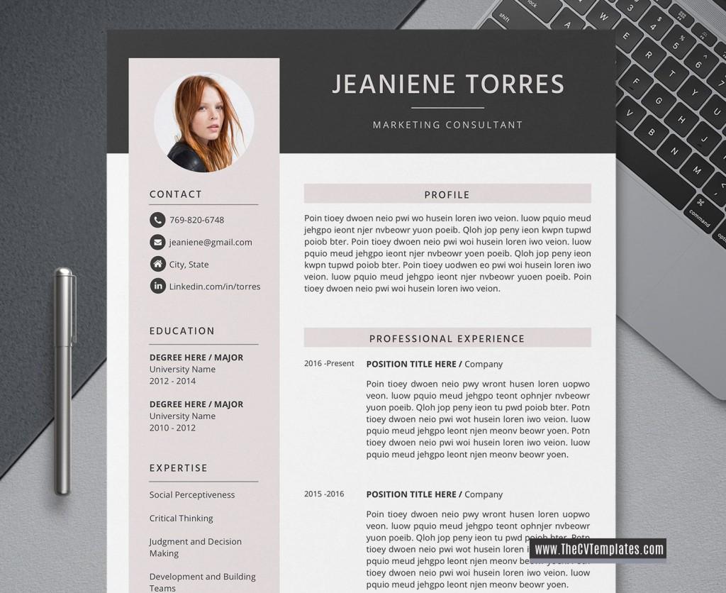 008 Awful Free Printable Creative Resume Template Microsoft Word Example Large