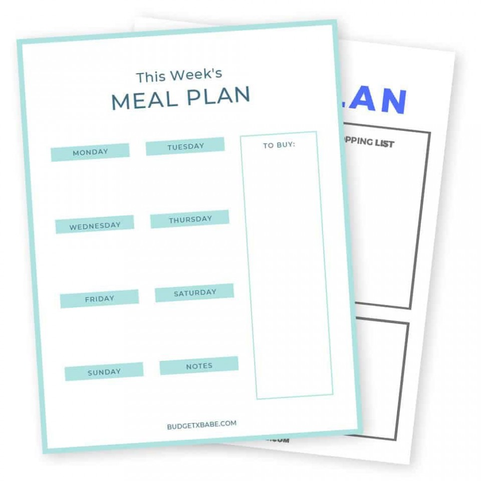008 Awful Meal Plan Template Pdf Picture  Sample Diabetic960