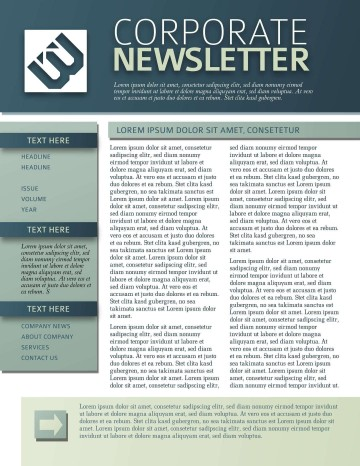 008 Awful Publisher Newsletter Template Free Example  M Download Microsoft360