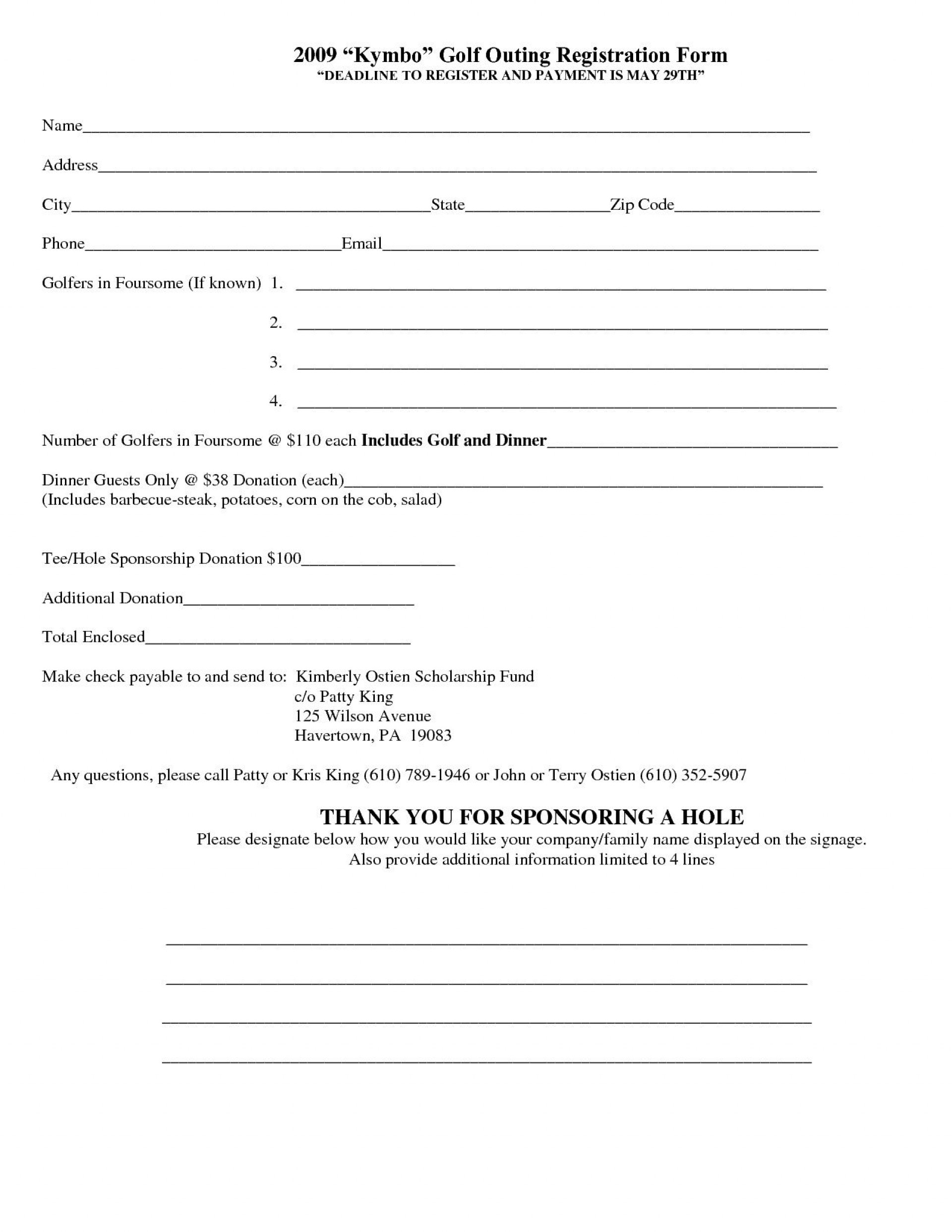 008 Awful Registration Form Template Word Idea  Conference Free1920