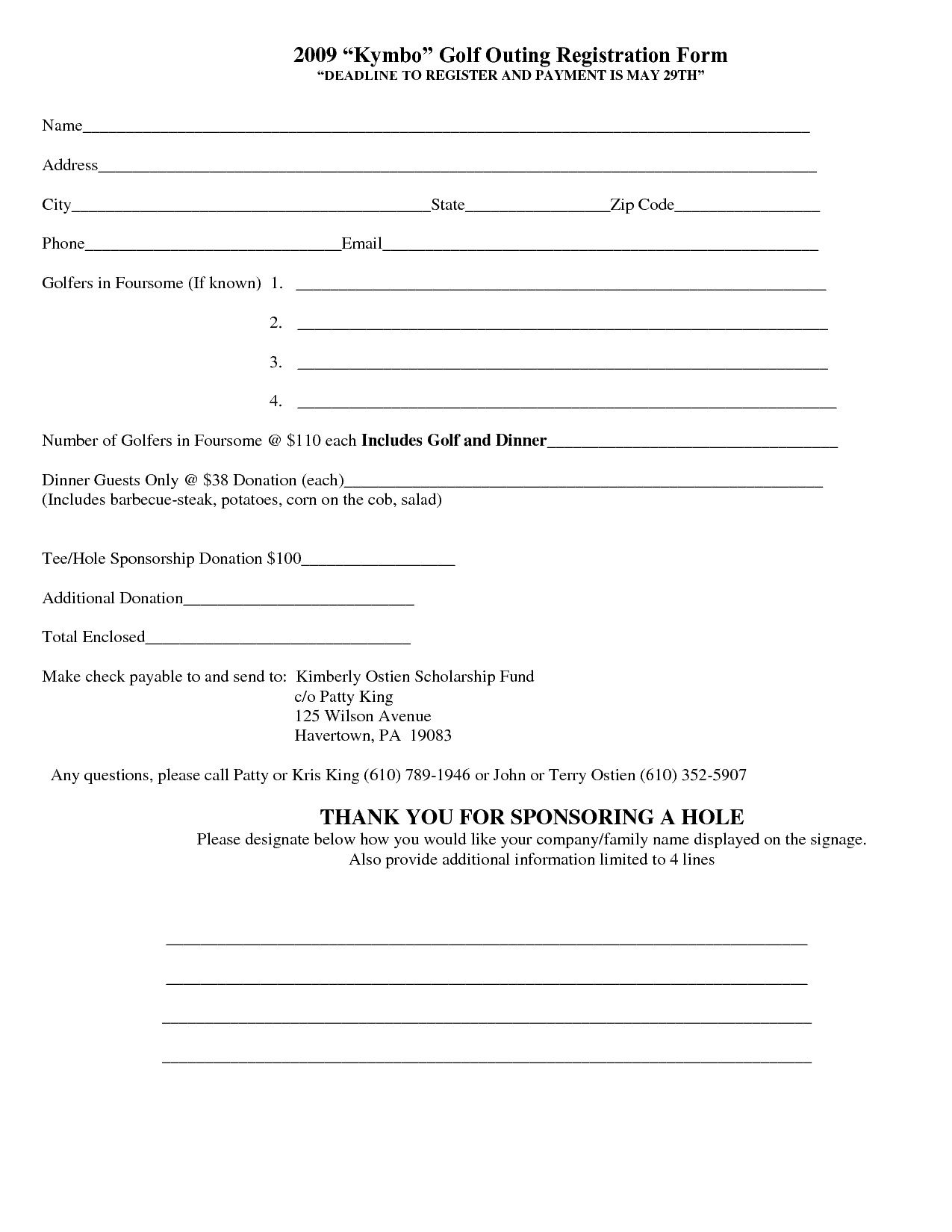 008 Awful Registration Form Template Word Idea  Conference FreeFull