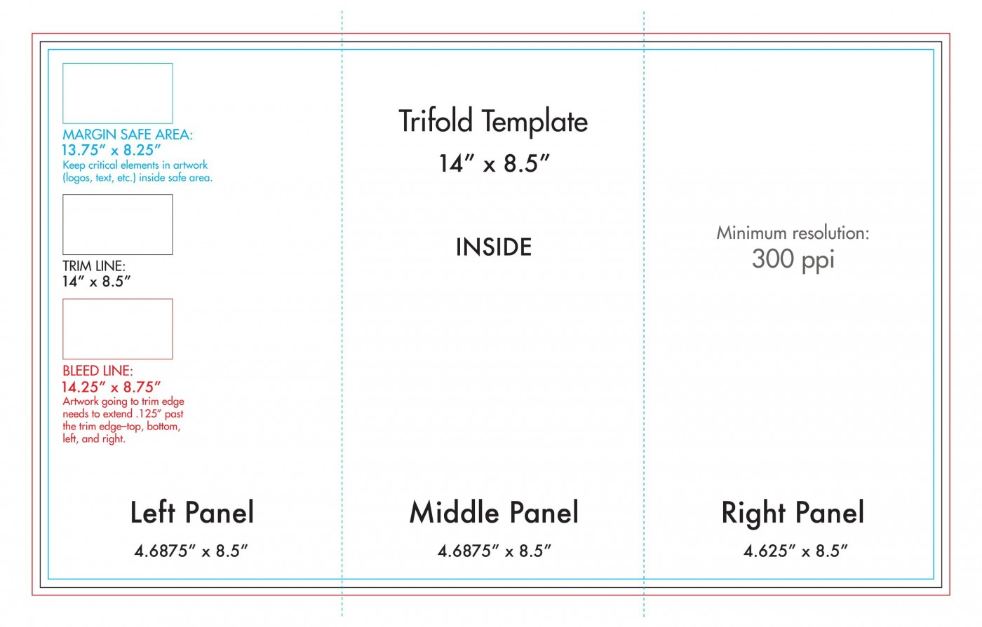 008 Awful Tri Fold Table Tent Template Sample  Card Word Free1400