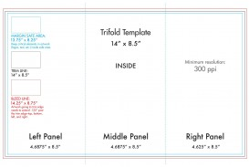 008 Awful Tri Fold Table Tent Template Sample  Card Word Free