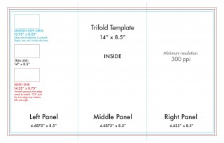 008 Awful Tri Fold Table Tent Template Sample  Card Word Free320