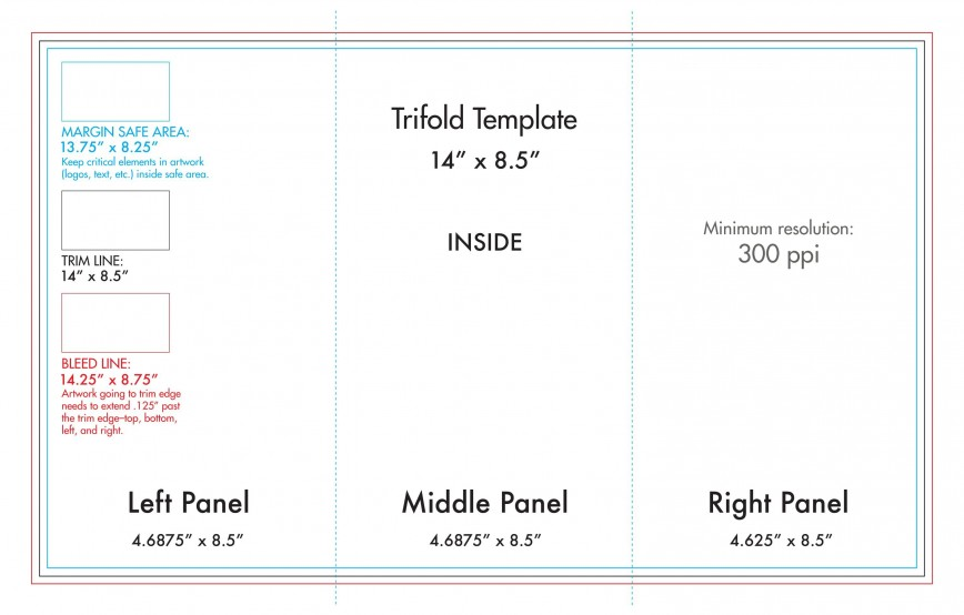 008 Awful Tri Fold Table Tent Template Sample  Free Word868