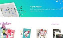 008 Beautiful Birthday Card Template Word Quarter Fold High Def