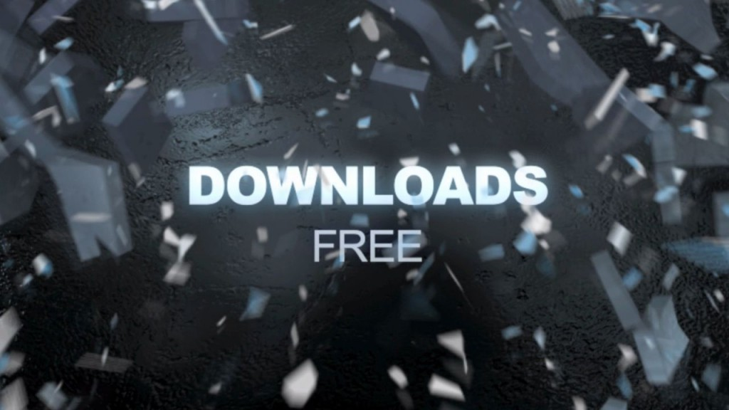 008 Beautiful Free After Effect Template Intro Download High Def  Zip Adobe Cc Cs6Large