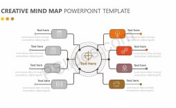 008 Beautiful Free Editable Mind Map Template Design  Powerpoint Word