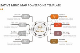 008 Beautiful Free Editable Mind Map Template Design  Word Powerpoint