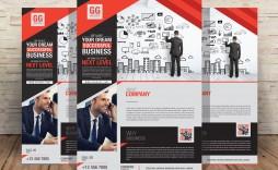 008 Beautiful Free Flyer Design Template Idea  Templates Online Download Psd