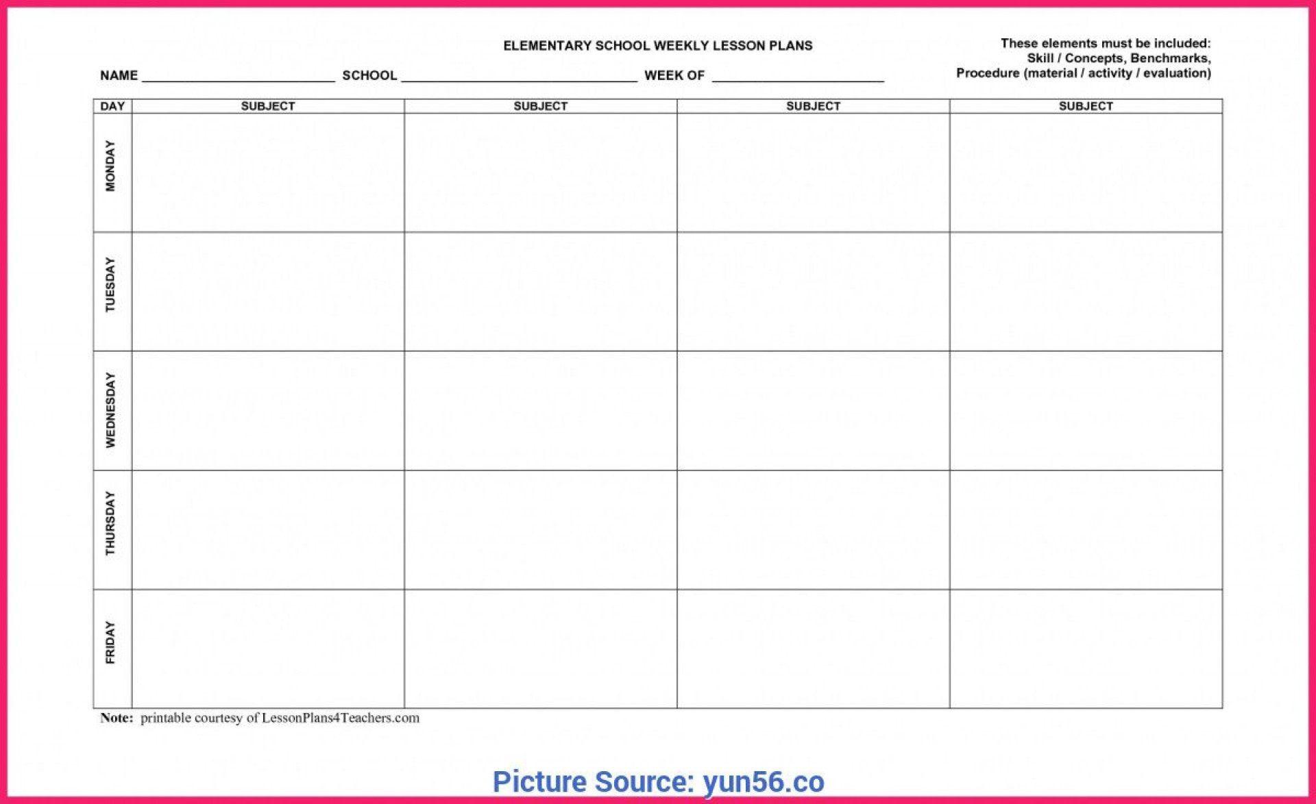 008 Beautiful Free Printable Lesson Plan Template Weekly Highest Clarity  Kindergarten PreschoolFull