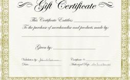 008 Beautiful Gift Certificate Template Pdf Design  Massage Christma Printable