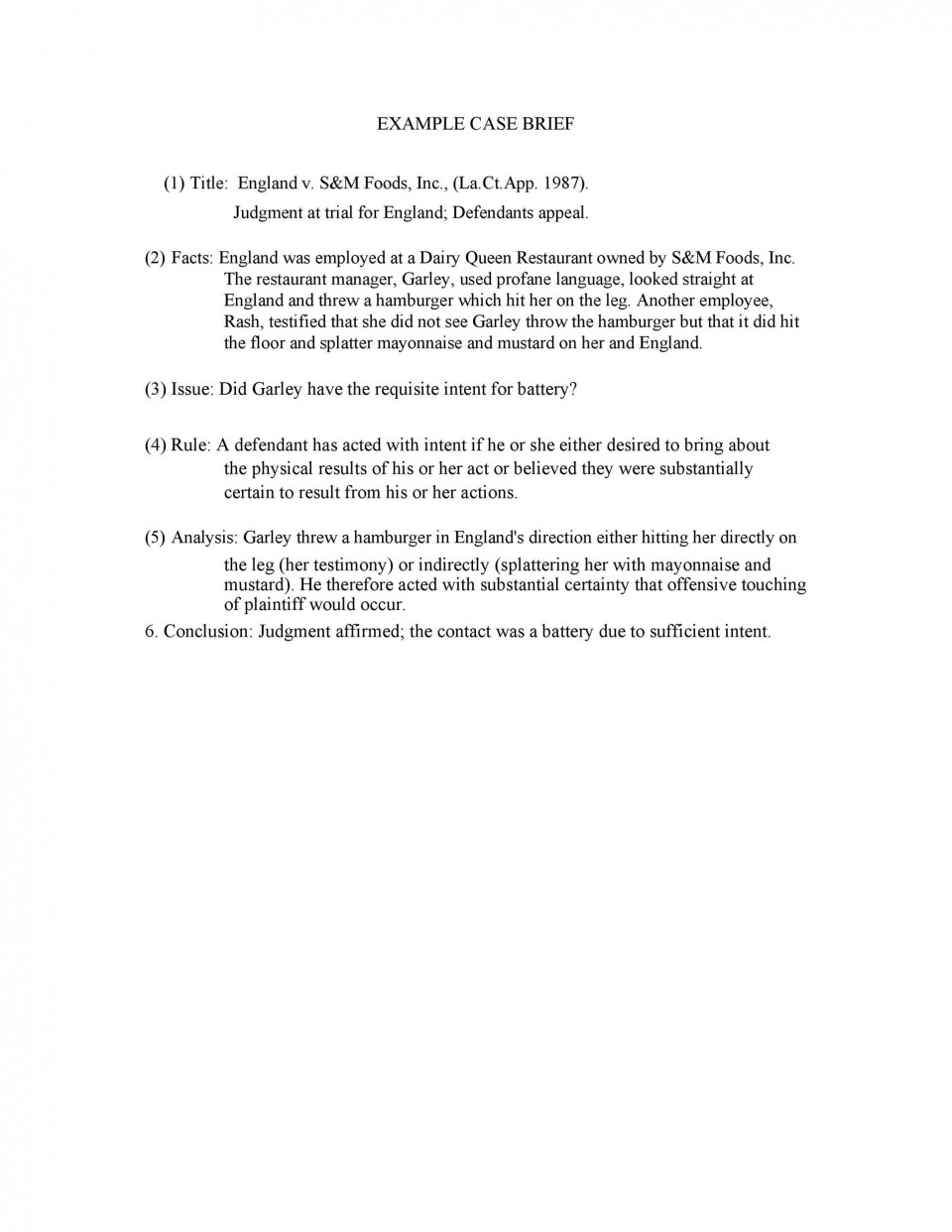 008 Beautiful Legal Brief Template Word Idea  Microsoft Case960