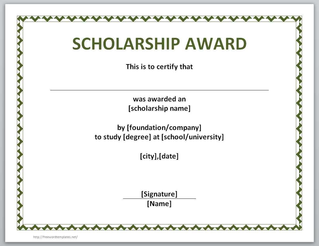 008 Beautiful Microsoft Word Certificate Template Highest Clarity  2003 Award M Appreciation Of AuthenticityFull