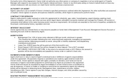 008 Beautiful Property Management Contract Template Uk Design  Agreement Free